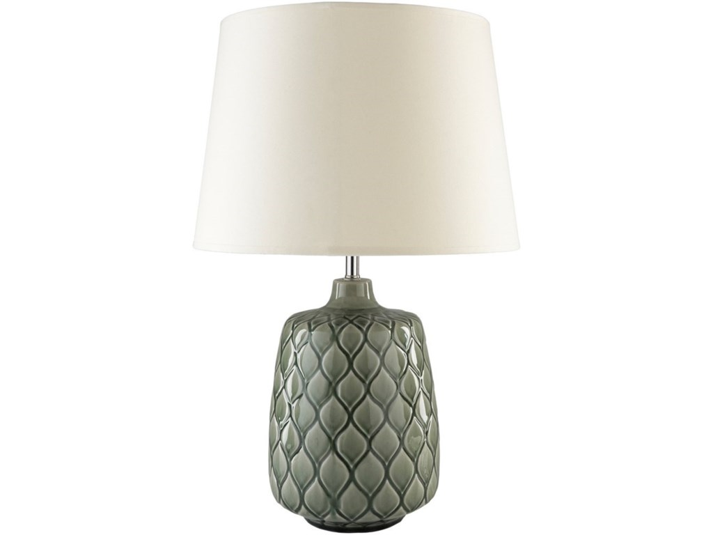 Surya ClaiborneCoastal Table Lamp