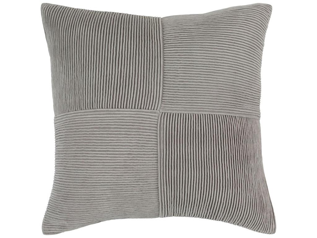Surya Conrad22 x 22 x 5 Polyester Throw Pillow