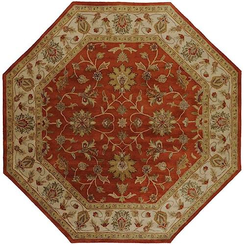 Surya Crowne 8' Octagon