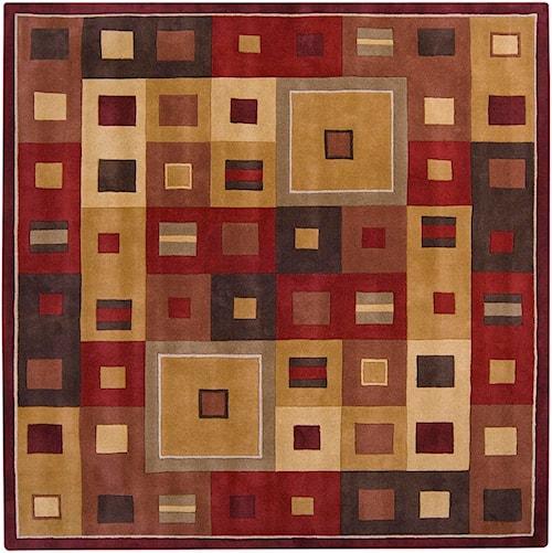 Surya Forum 6' Square