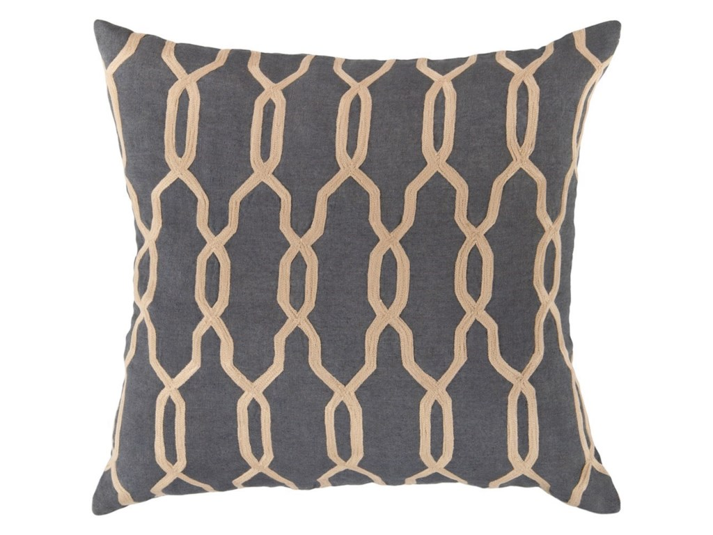 Gates 22 X 5 Down Throw Pillow By Surya