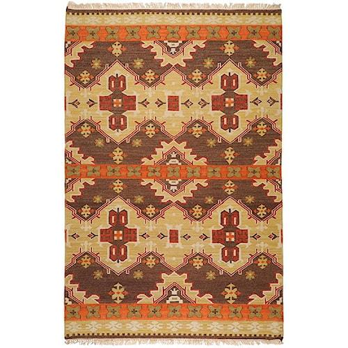 Surya Jewel Tone II 5' x 8'