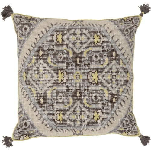 Surya Pillows 40 X 40 Decorative Pillow Howell Furniture Throw Fascinating 30 X 30 Decorative Pillows