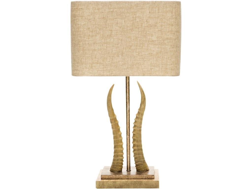 Surya saiga antique novelty table lamp royal furniture table lamps surya saigaantique novelty table lamp aloadofball Choice Image
