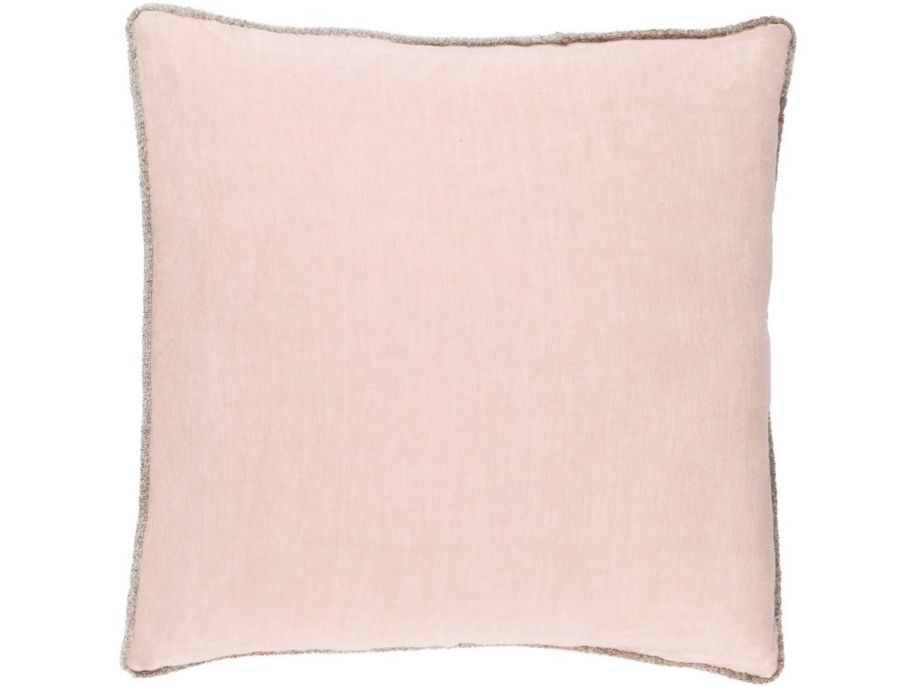 Surya Sasha18 x 18 x 4 Down Throw Pillow
