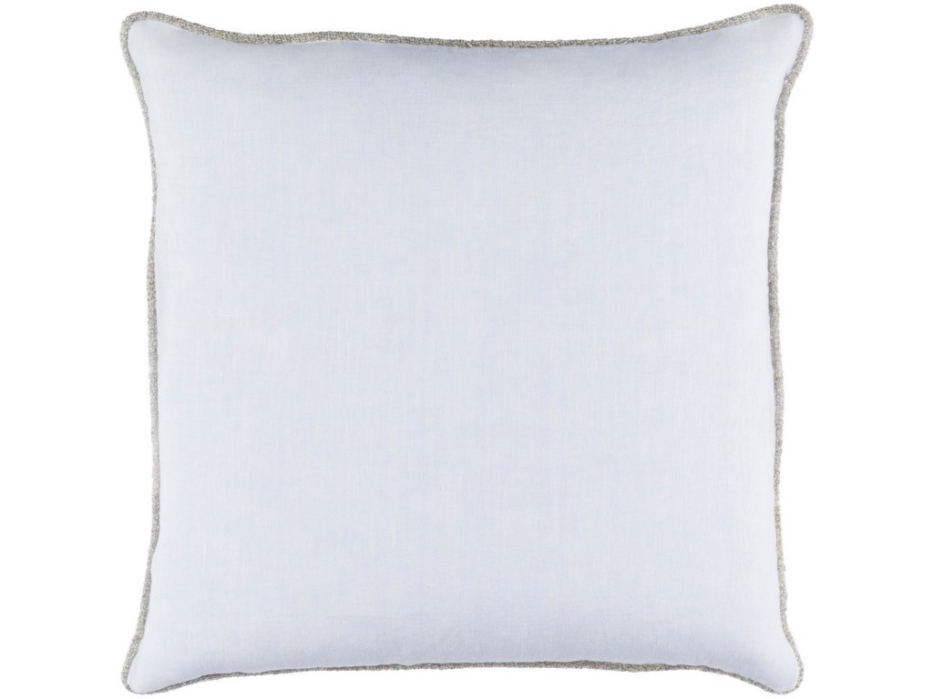 Surya Sasha20 x 20 x 4 Polyester Throw Pillow