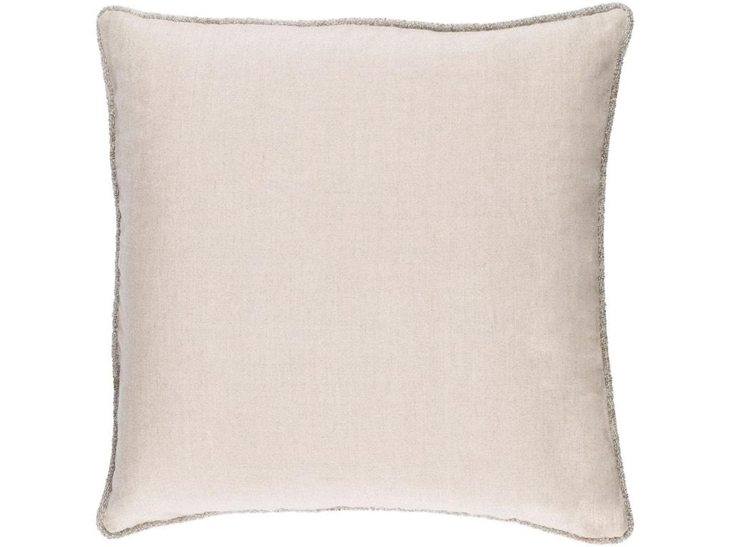 Surya Sasha 18 X 4 Down Throw Pillow Super