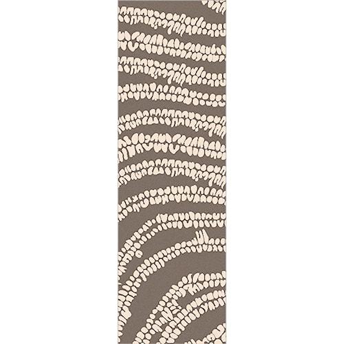 Surya Shibori 2'6