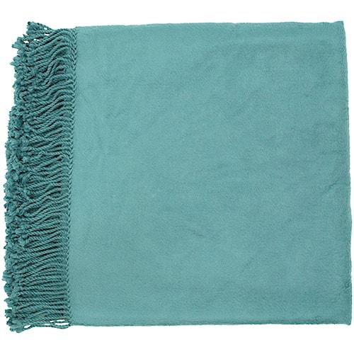 Surya Throw Blankets Tian Tian 50