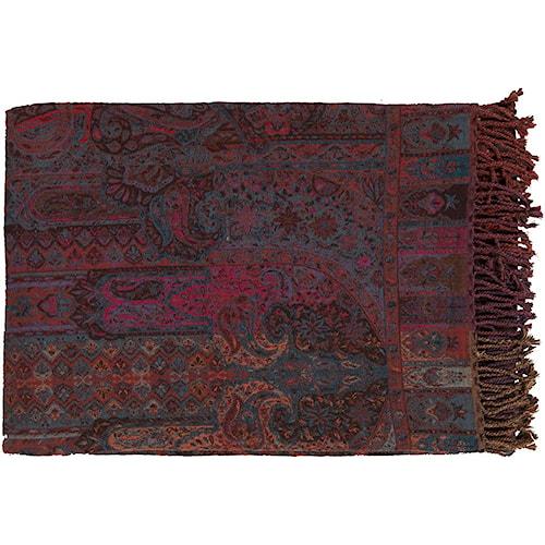 Surya Throw Blankets Tenali 55