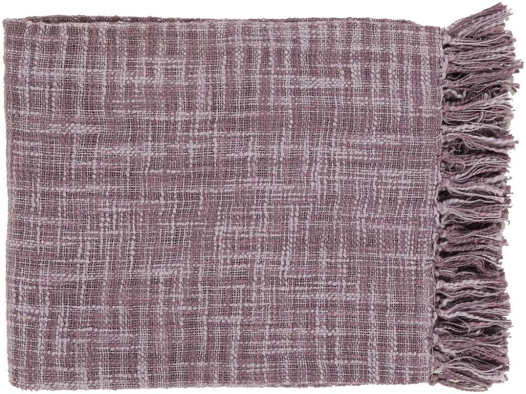 Surya Throw BlanketsTori 49
