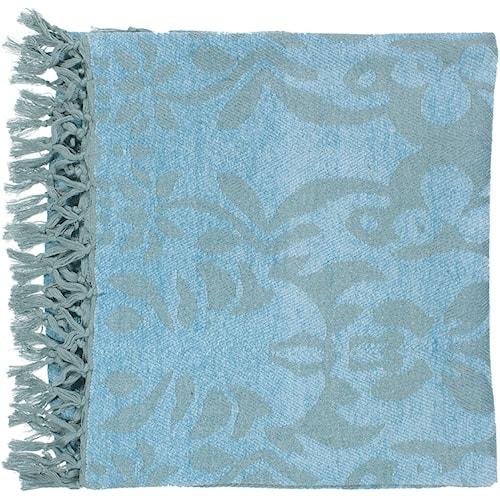 Surya Throw Blankets Tristen 50