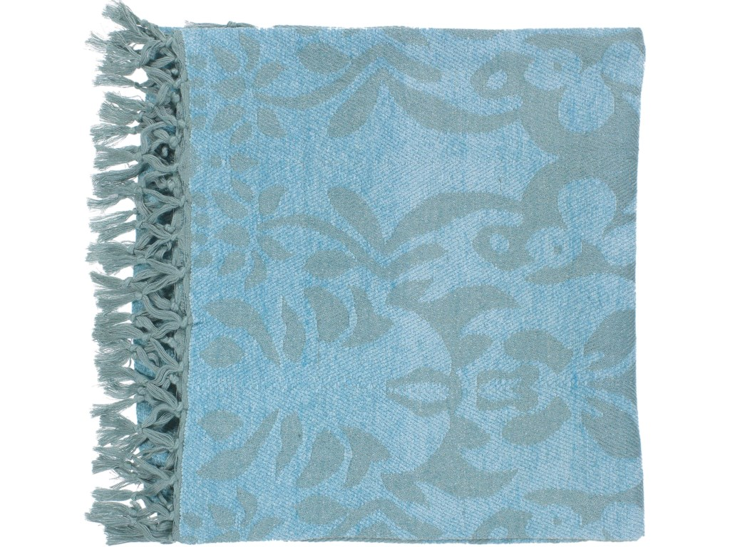 Surya Throw BlanketsTristen 50