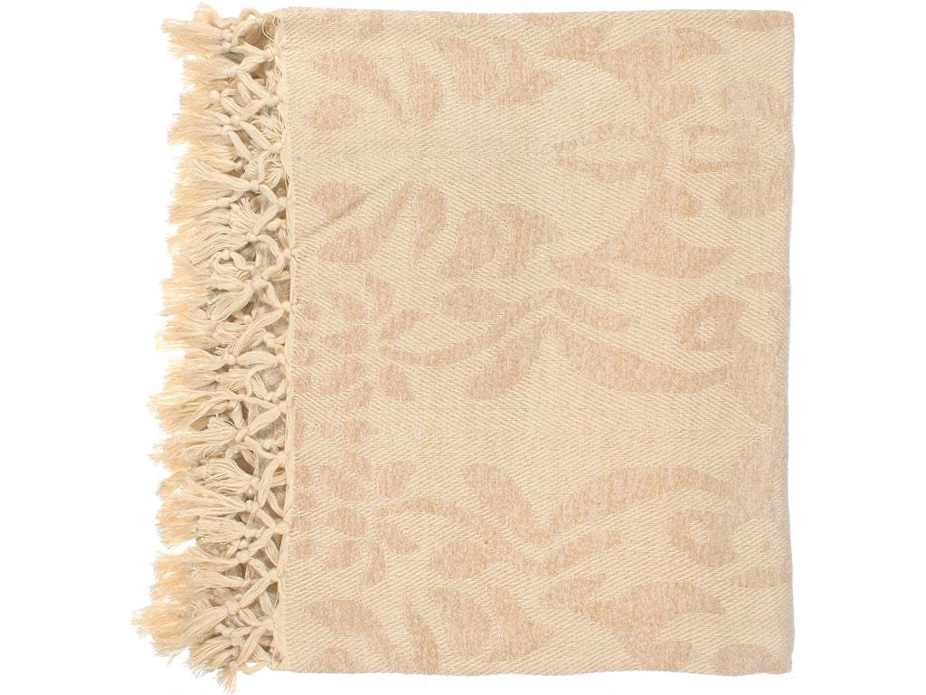 Surya Throw BlanketsTristen 50