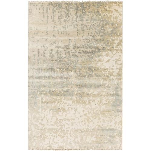 Surya Watercolor 2' x 3'