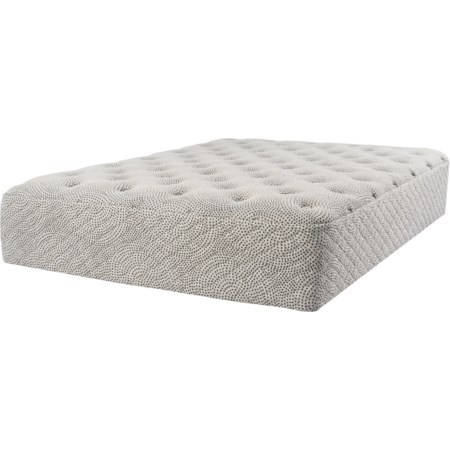 "King 14"" Pocketed Coil Mattress"
