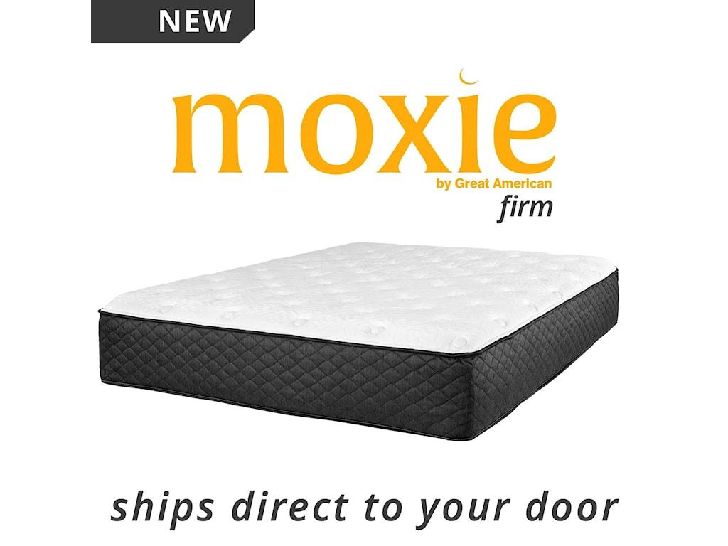 Great American Moxie FirmFull 10.5