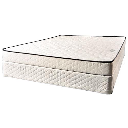 """A1 Furniture Mattress Princess Night: A1 Better Sleep G2FK Twin 6"""" Foam Mattress"""