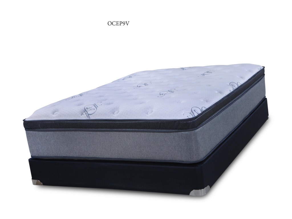 Symbol Mattress SB Signature MCS PTTwin XL Coil on Coil PT Mattress