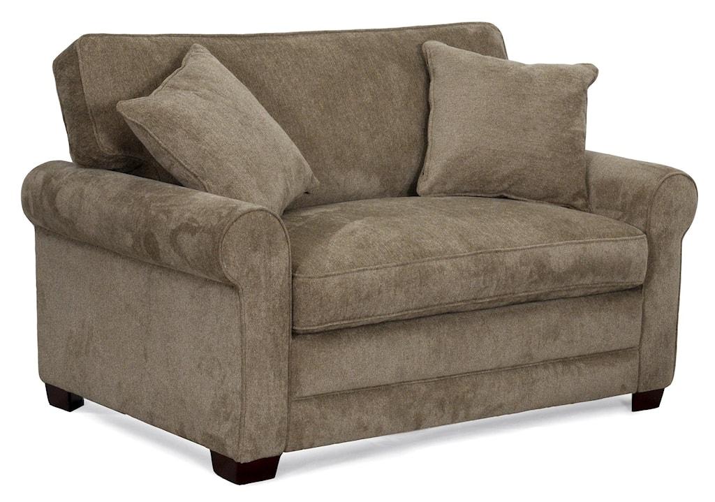 Ldi 1021twin sleeper sofa