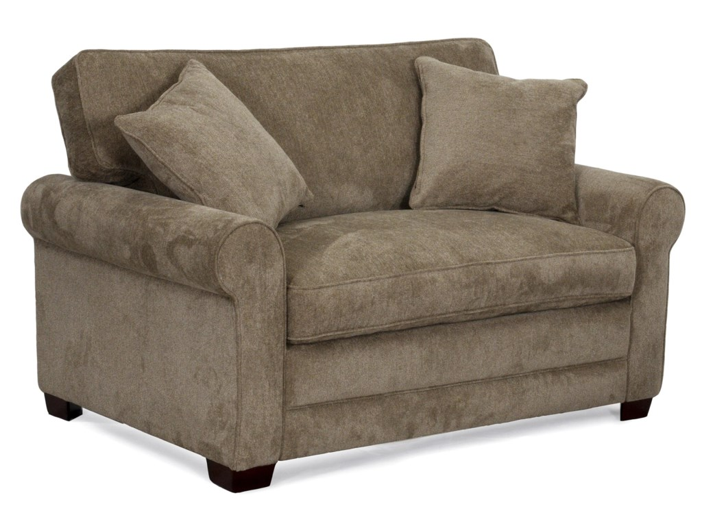 Ldi 1021twin sleeper sofa