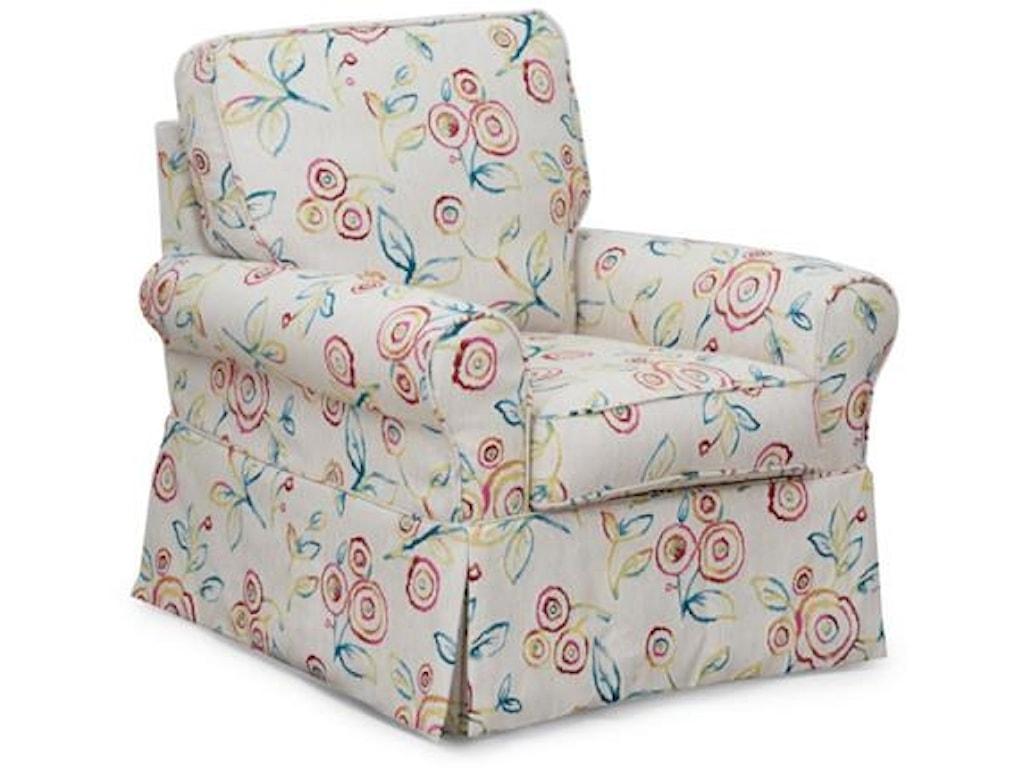 Sarah Randolph Designs 1149Swivel Glider Chair