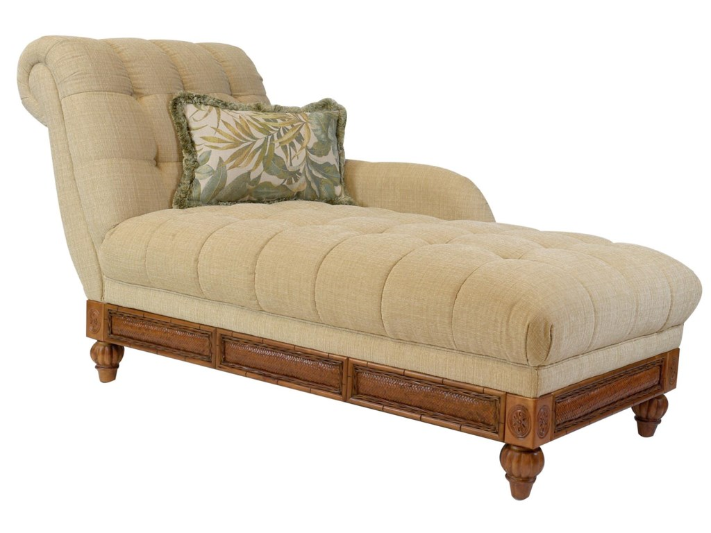 Bailey chaise by synergy home furnishings