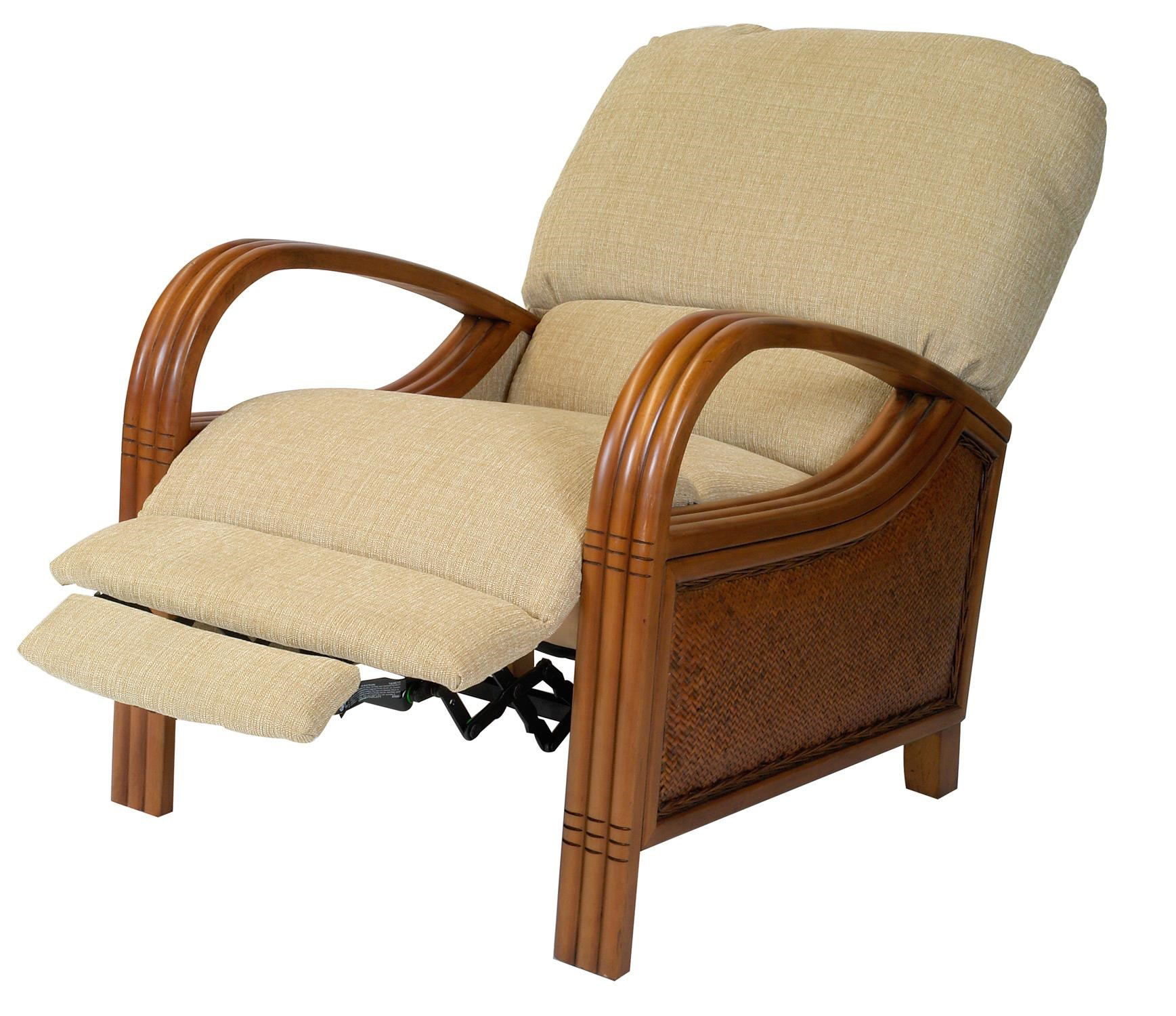 Bailey Recliner By Synergy Home Furnishings