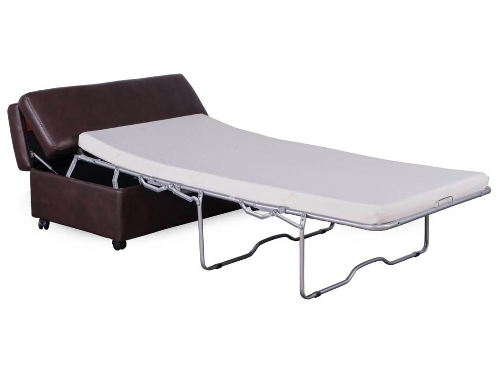 Synergy Home Furnishings 1021 Sleeper Ottoman