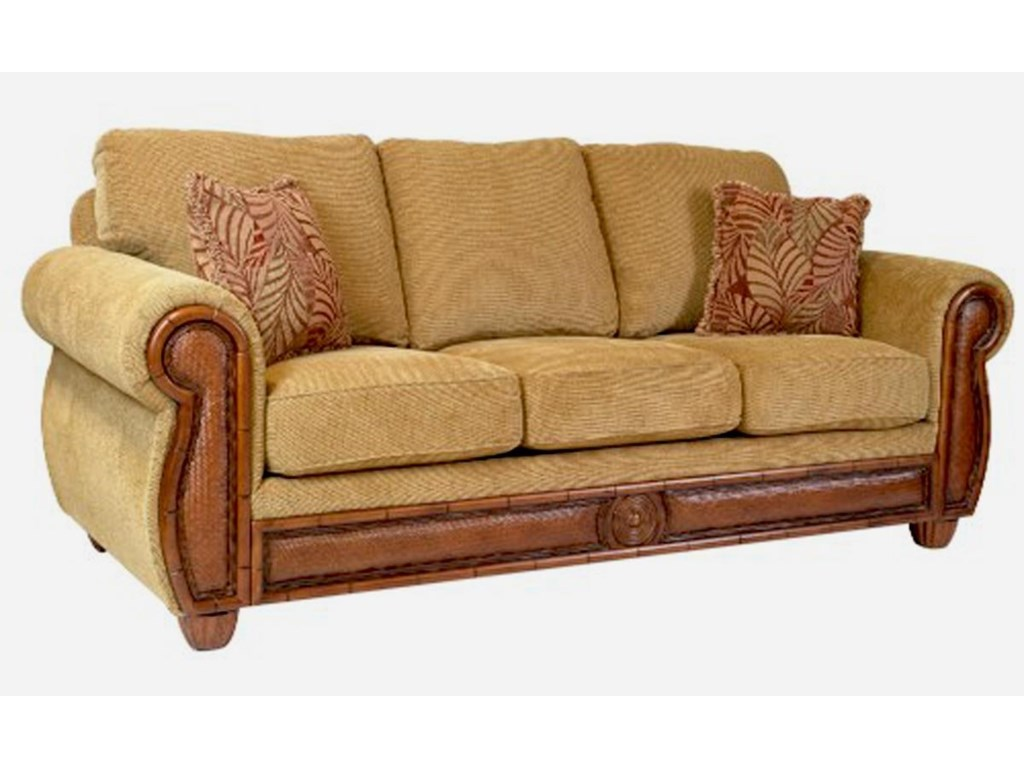 Synergy Home Furnishings Key LargoQueen Sofabed