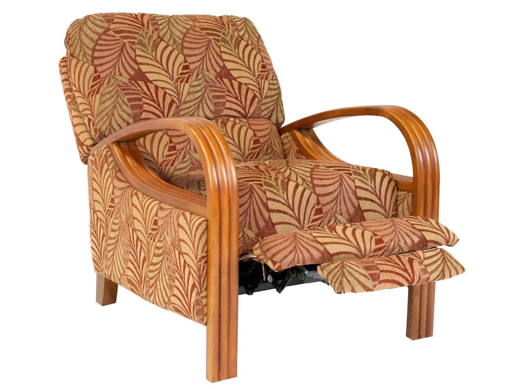 Synergy Home Furnishings Key LargoRecliner