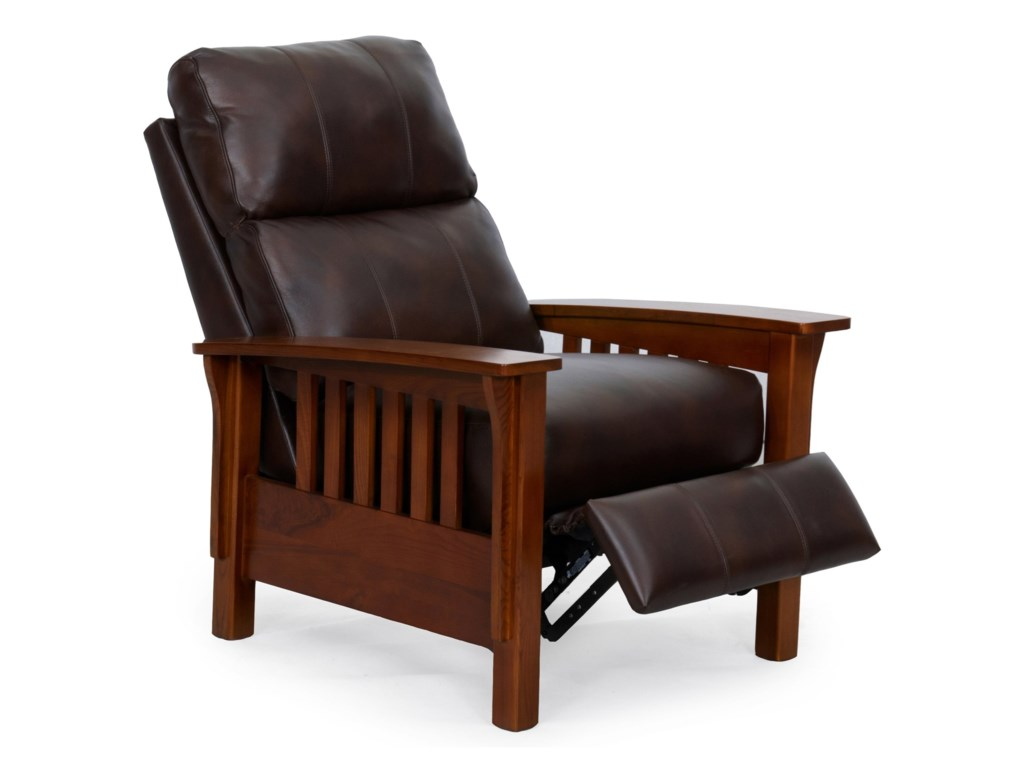 Synergy Home Furnishings 1171Pushback Recliner