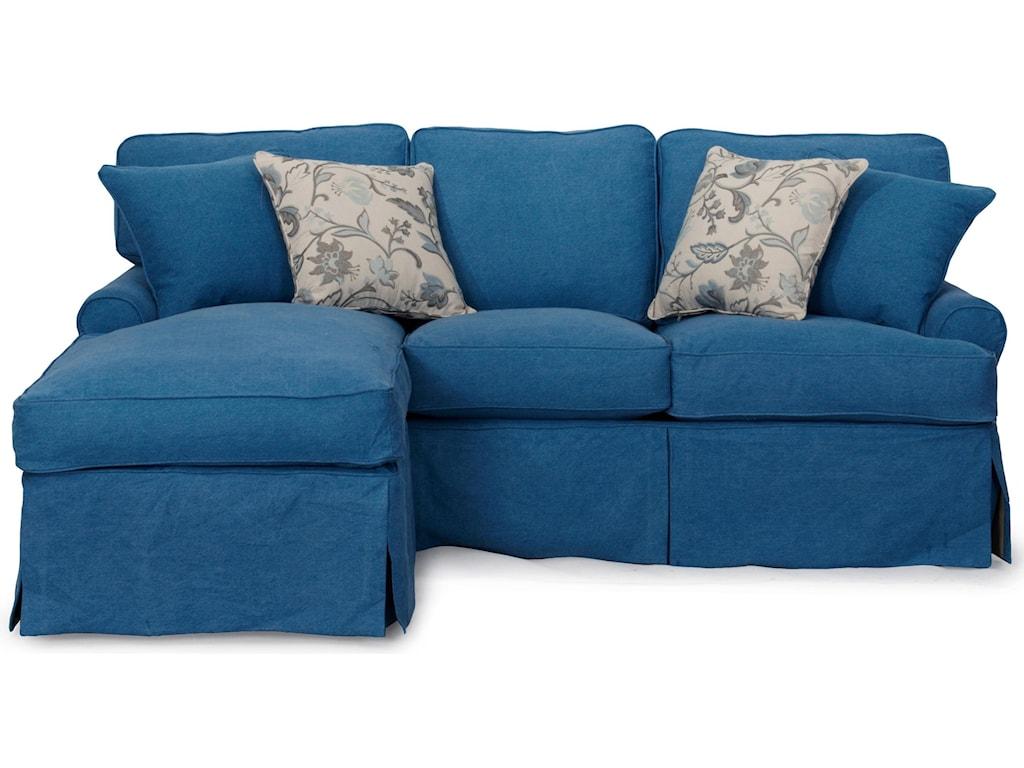 Sarah Randolph Designs 1176Queen Sleeper Chaise