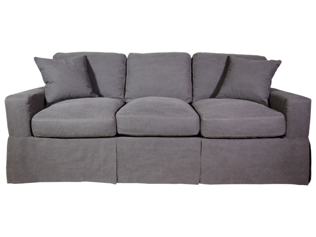 Synergy Home Furnishings BahiaQueen Sofabed