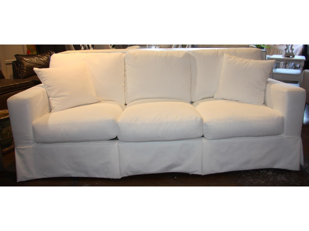 Home Expressions 1205Down Slipcover Sofa