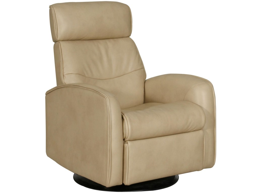 LDI 1235Power Swivel Glider Recliner