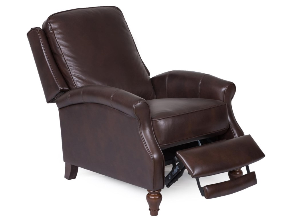 Synergy Home Furnishings 12673-Way Push Back Recliner