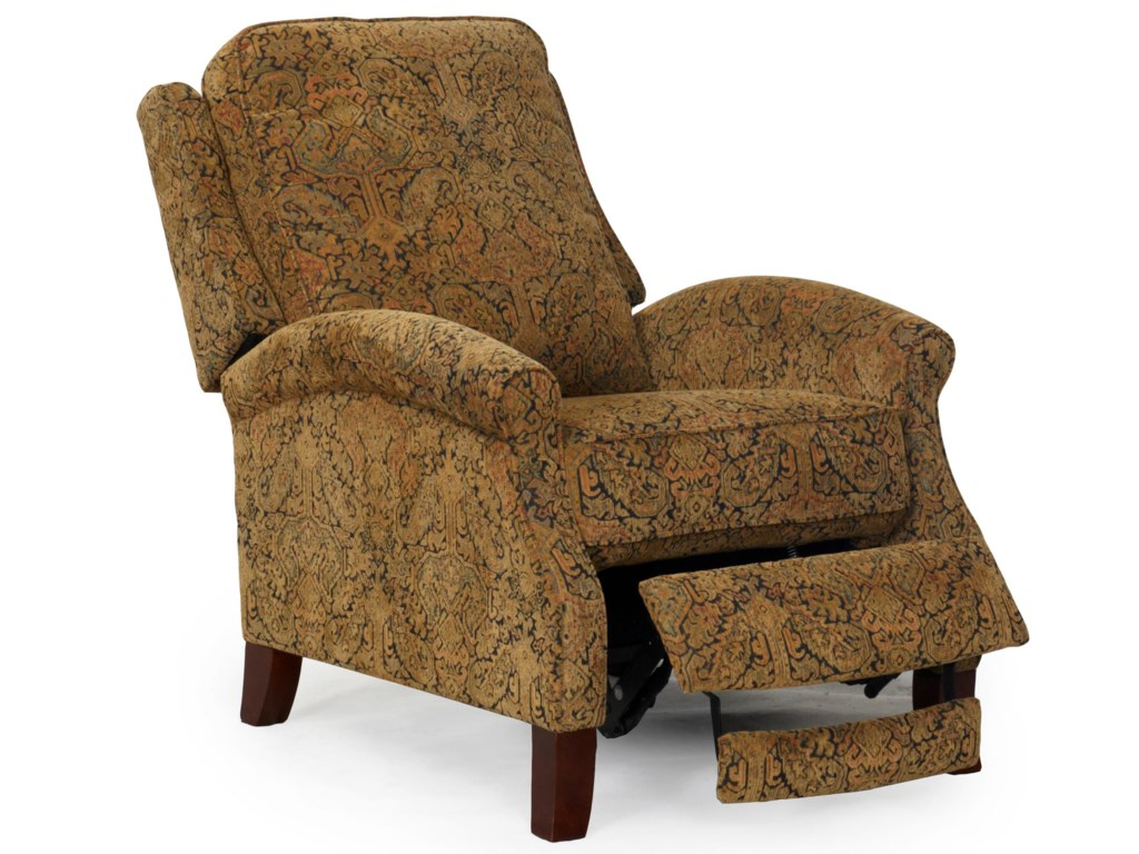 Sarah Randolph Designs 12673-Way Push Back Recliner