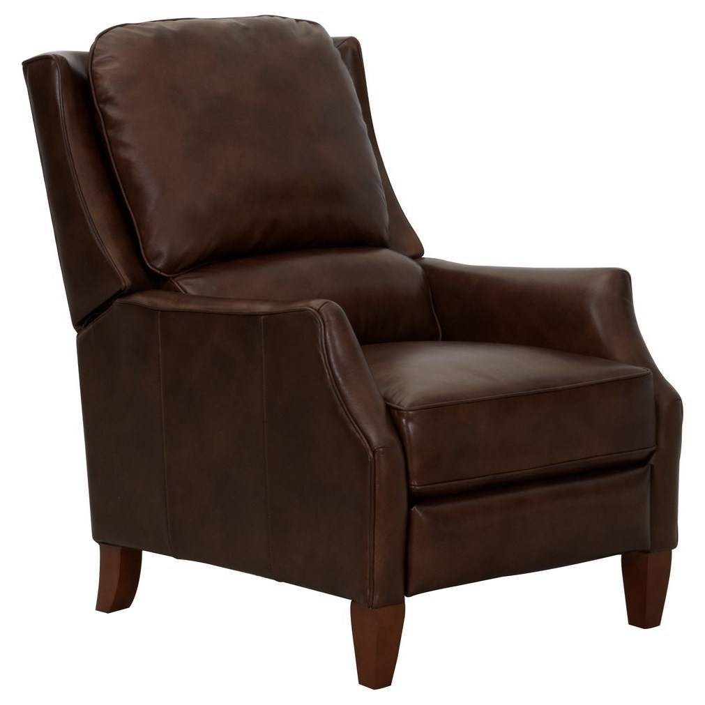 Synergy Home Furnishings 1288 Transitional Leather Recliner