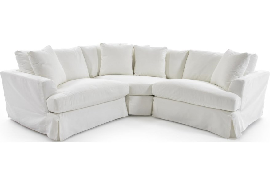 1300 3 pc sectional sofa