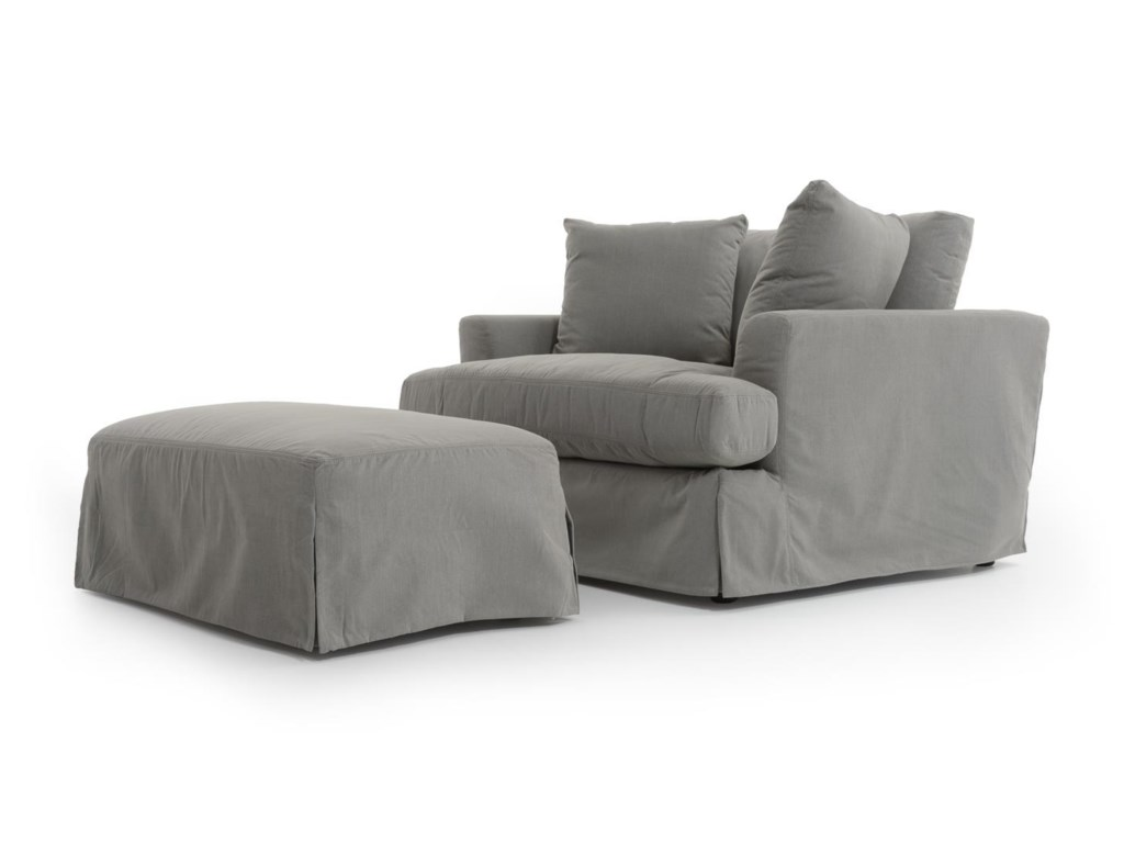 Synergy Home Furnishings 1300Ottoman
