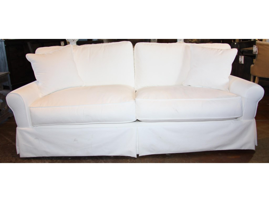 Home Expressions 1313Down Slipcover Sofa