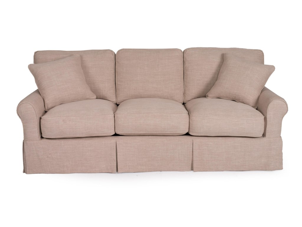 Synergy Home Furnishings 1313Slipcover Sofa