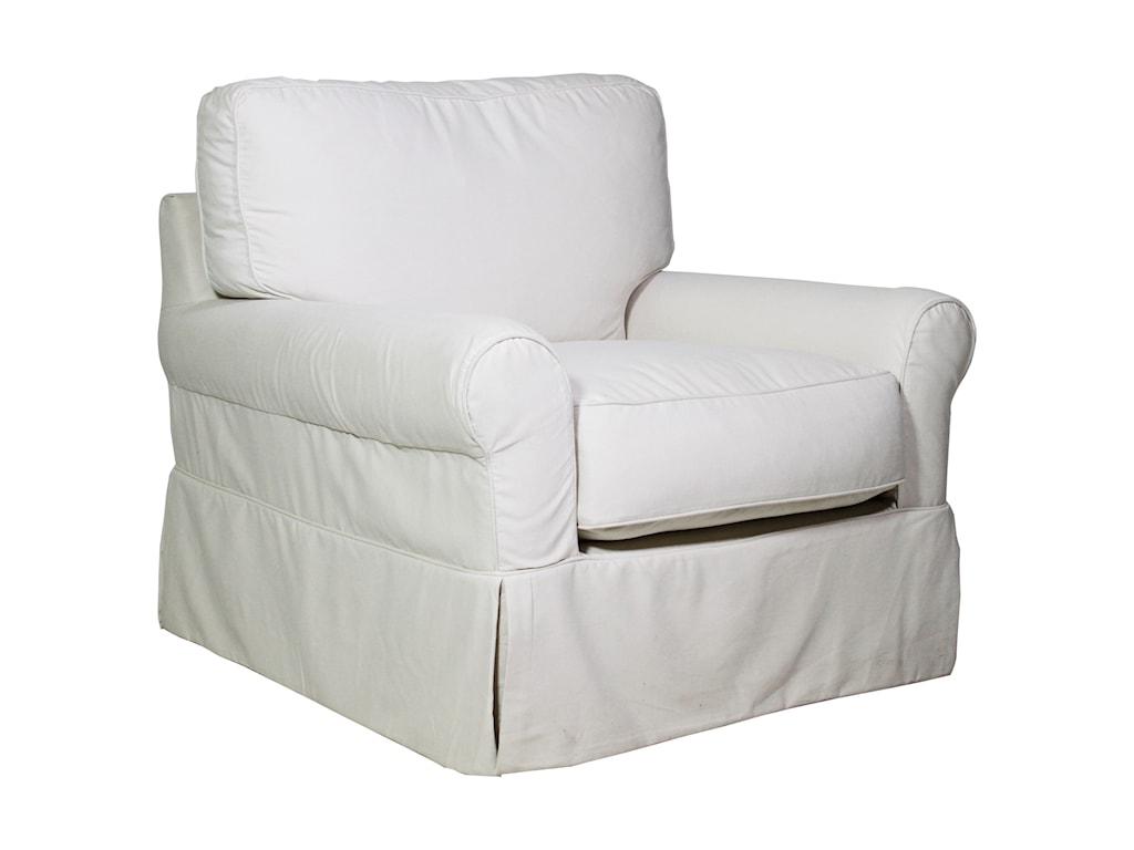 Synergy Home Furnishings FlemingSwivel Chair