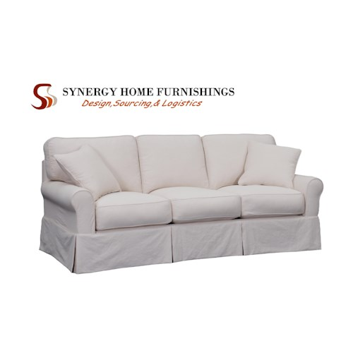 Synergy Home Furnishings NEW Sofa Furniture Fair North - North carolina sofa