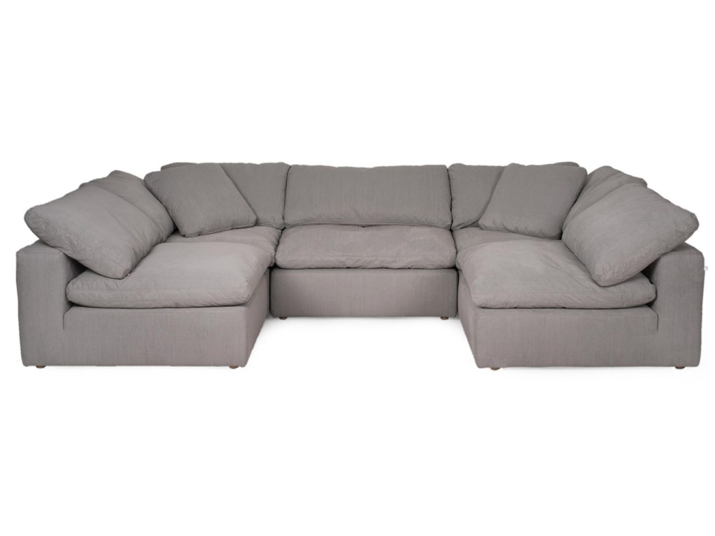 Synergy Home Furnishings PeytonModular Sectional