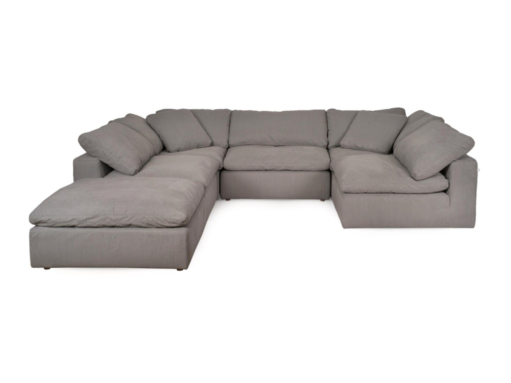 Home Expressions 1389Modular Sectional