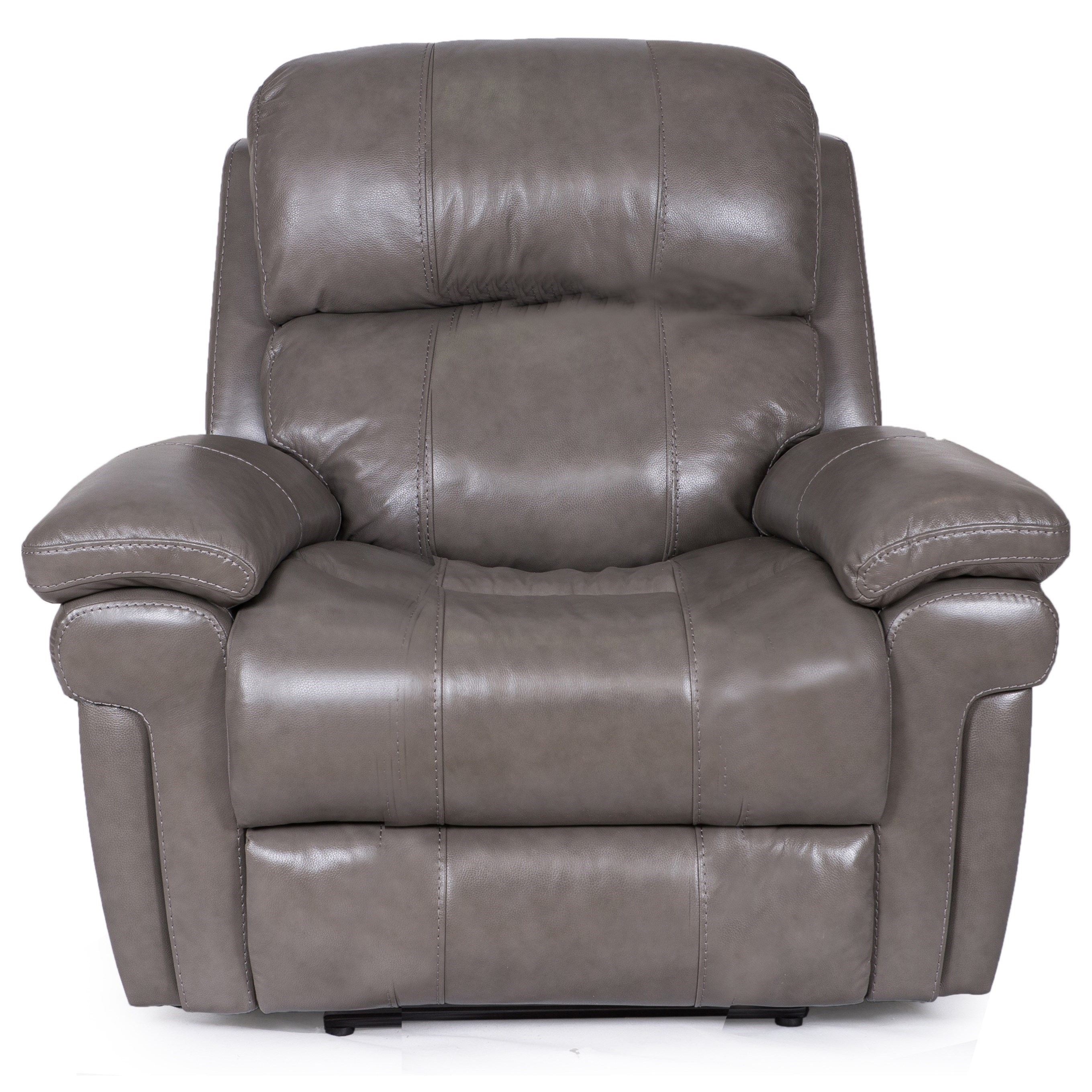 Synergy Home Furnishings 1394 Power Recliner With Power Headrest