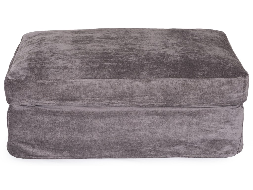 Home Expressions 1397Slipcover Ottoman