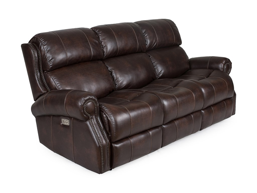 Sarah Randolph Designs-CC 1446Power Reclining Sofa